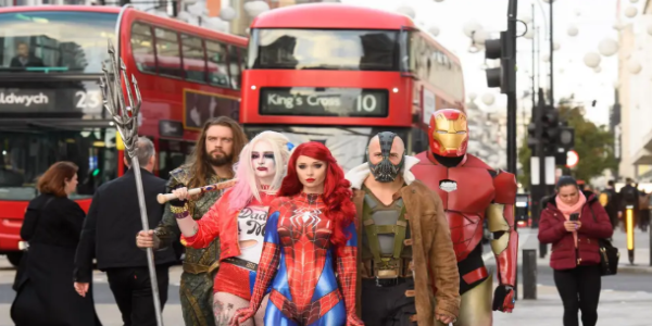 Highlights of London Comic Con